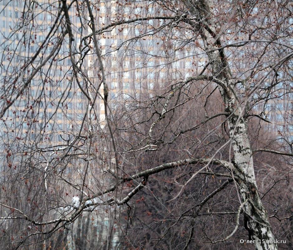 ритмы города-оттенки,фрагменты - Олег Лукьянов