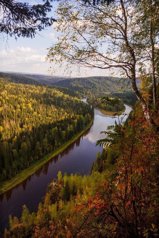 осень - Андрей Колчин