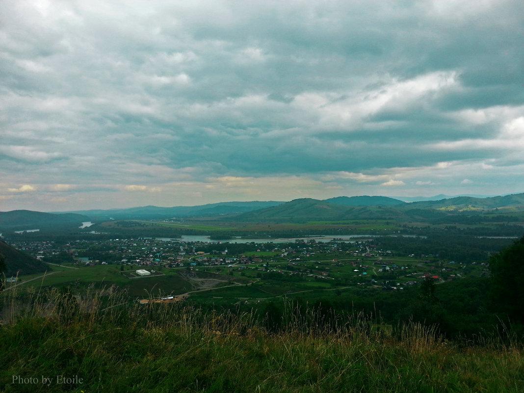Алтайские просторы - Lady Etoile