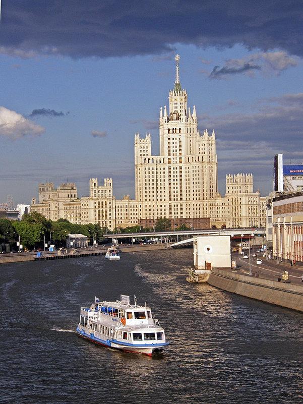 Москва-река - Александр Корнелюк