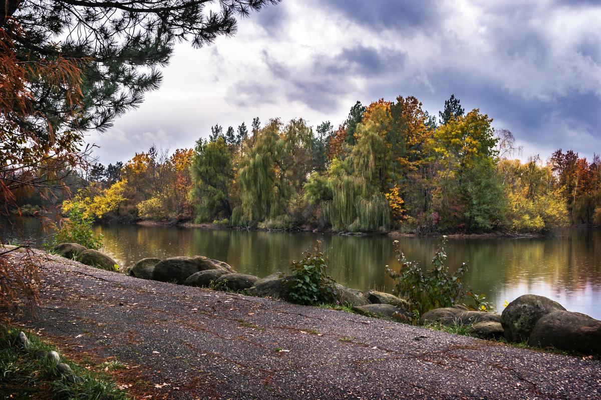 Осень в Гончарке - Геннадий Клевцов