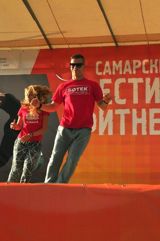 Фестиваль фитнеса - Albina