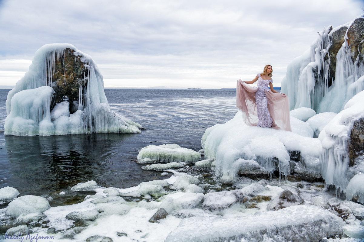 Зимний Байкал - Наташа Агафонова