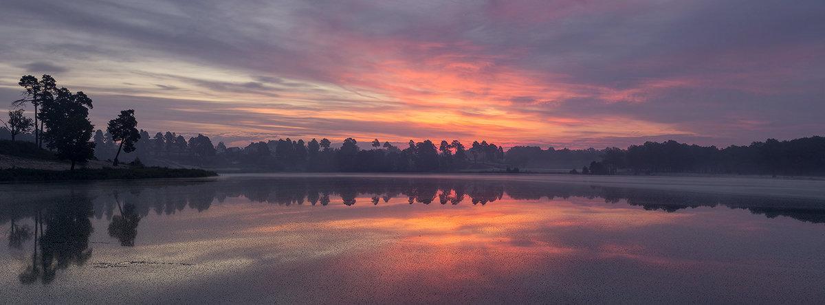 утро на Святом озере - Михаил Корнилов