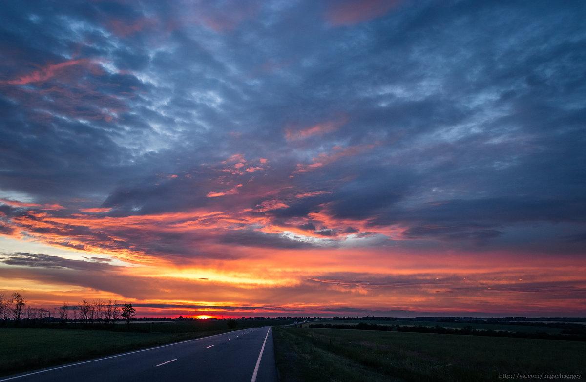 дорога на закат - Sergey Bagach