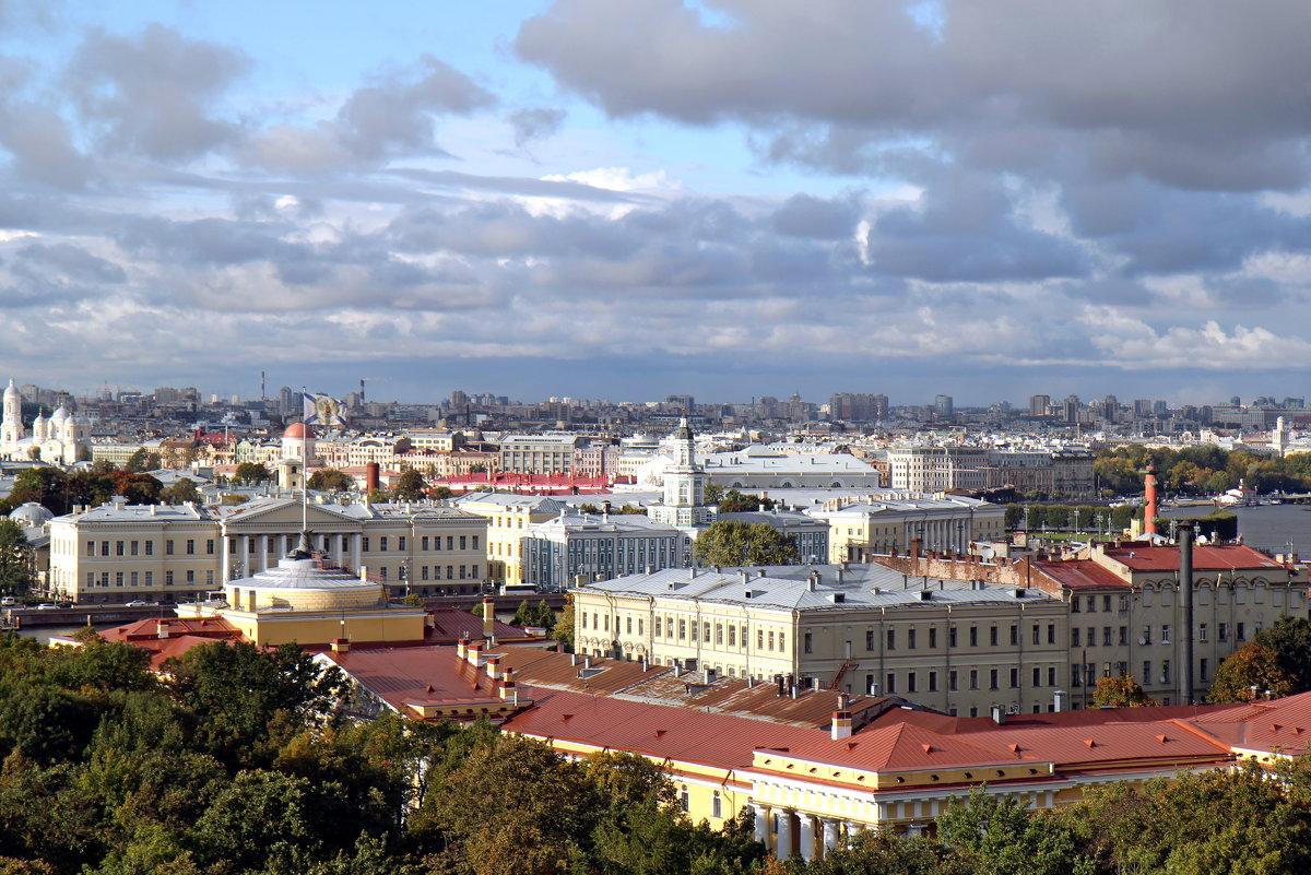 Санкт-Петербург - Сергей