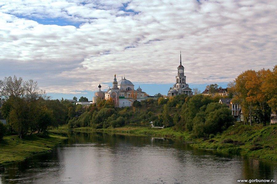 Осень в Торжке - Александр Горбунов
