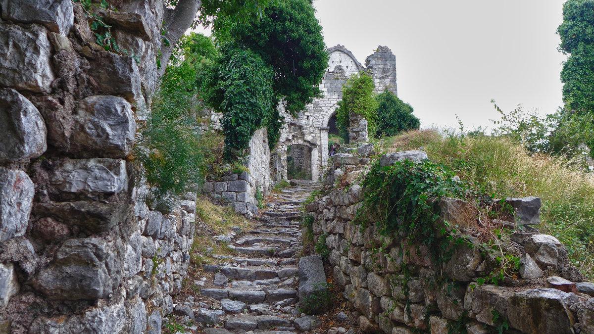 Руины 14 века - Светлана Игнатьева
