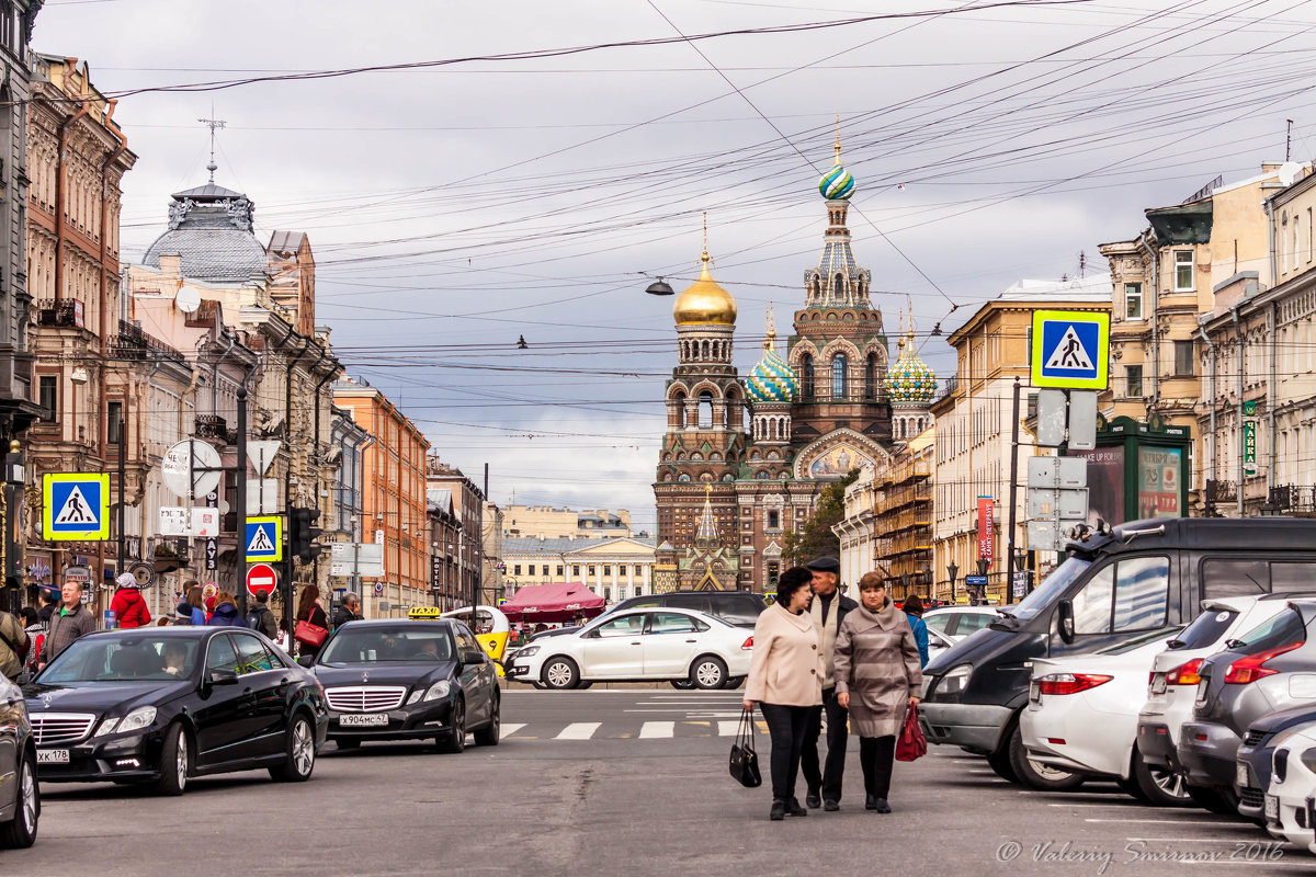 Парадный Петербург - Валерий Смирнов