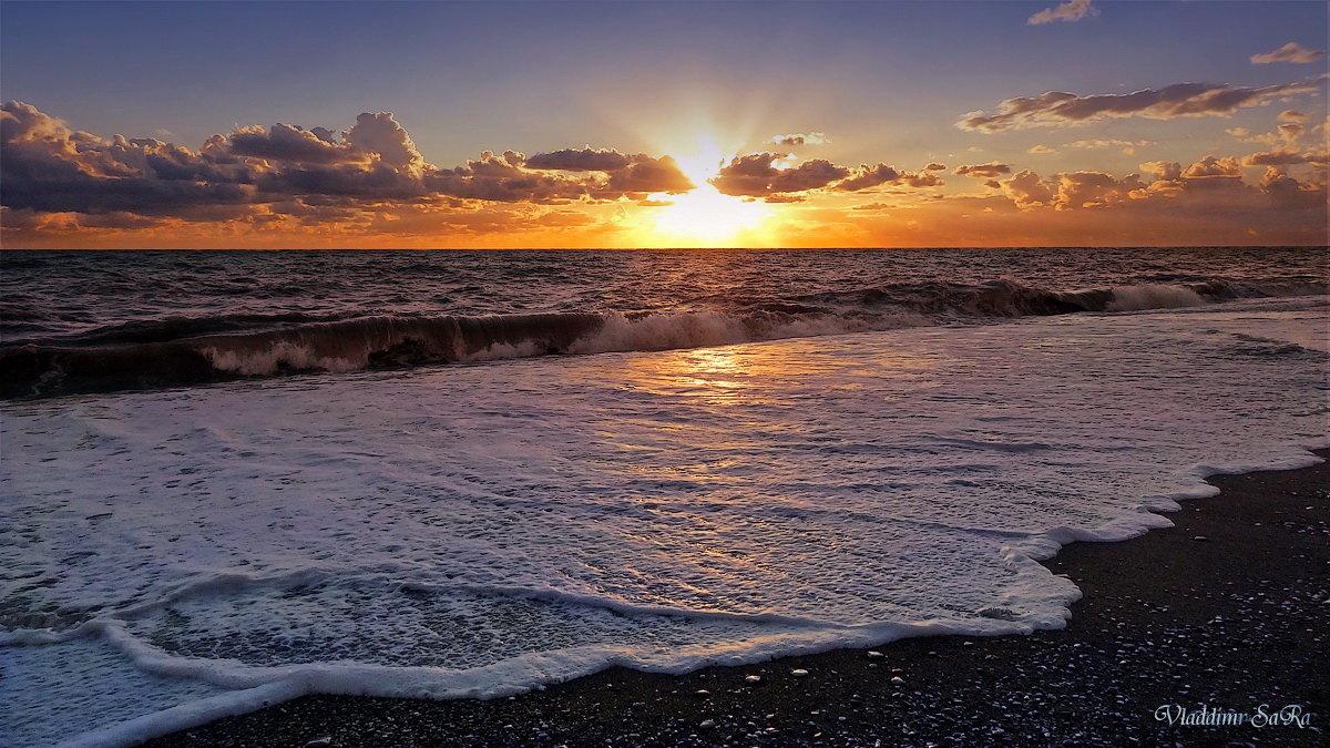 Морской закат - Vladdimr SaRa