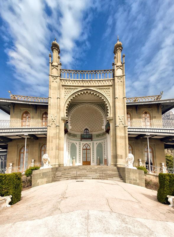 Воронцовский дворец. Алупка, Крым - Alexsei Melnikov