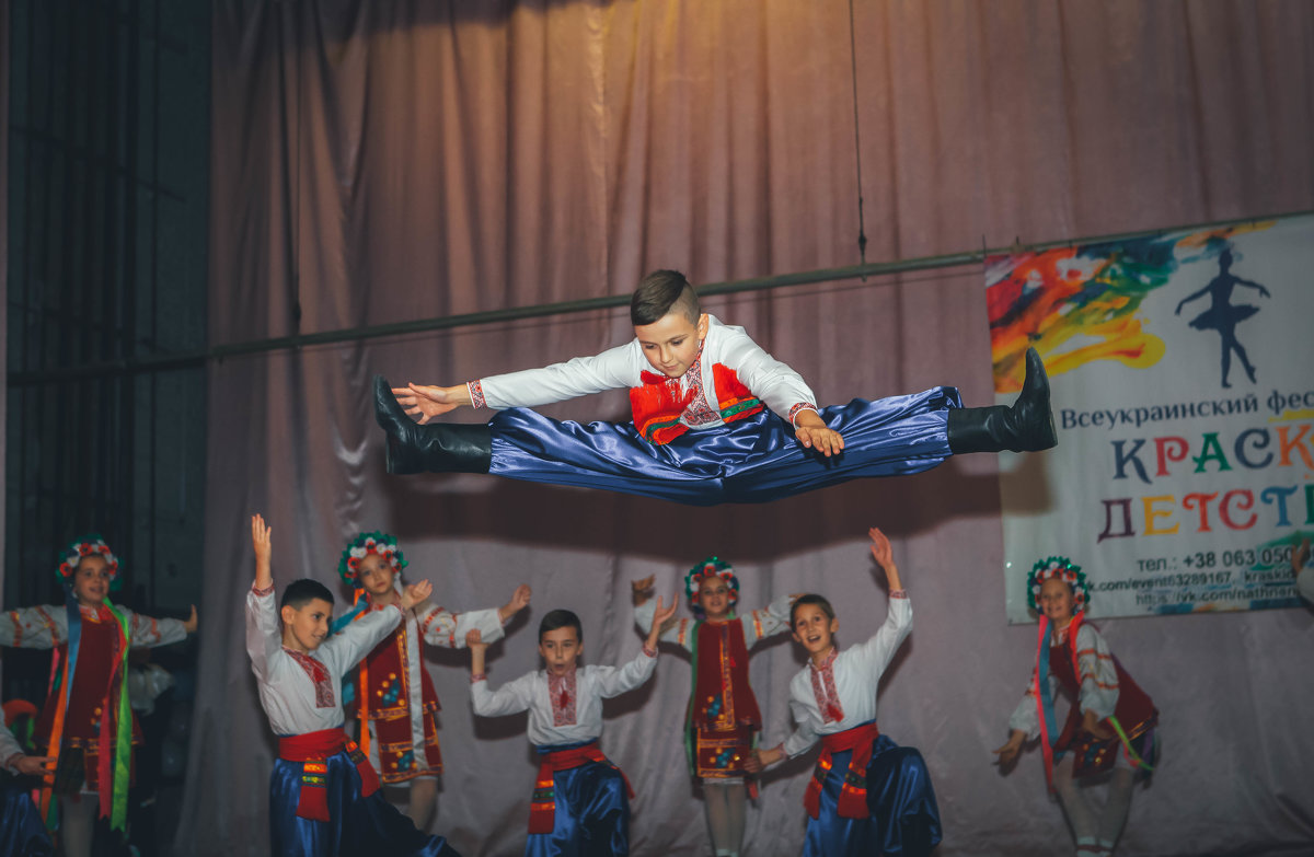 Молодые таланты...-2! - Александр Вивчарик
