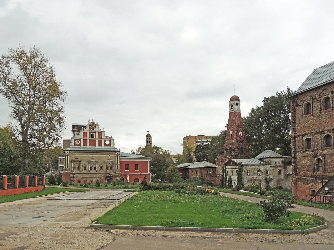 Москва. Симонов мужской монастырь. - Александр Качалин