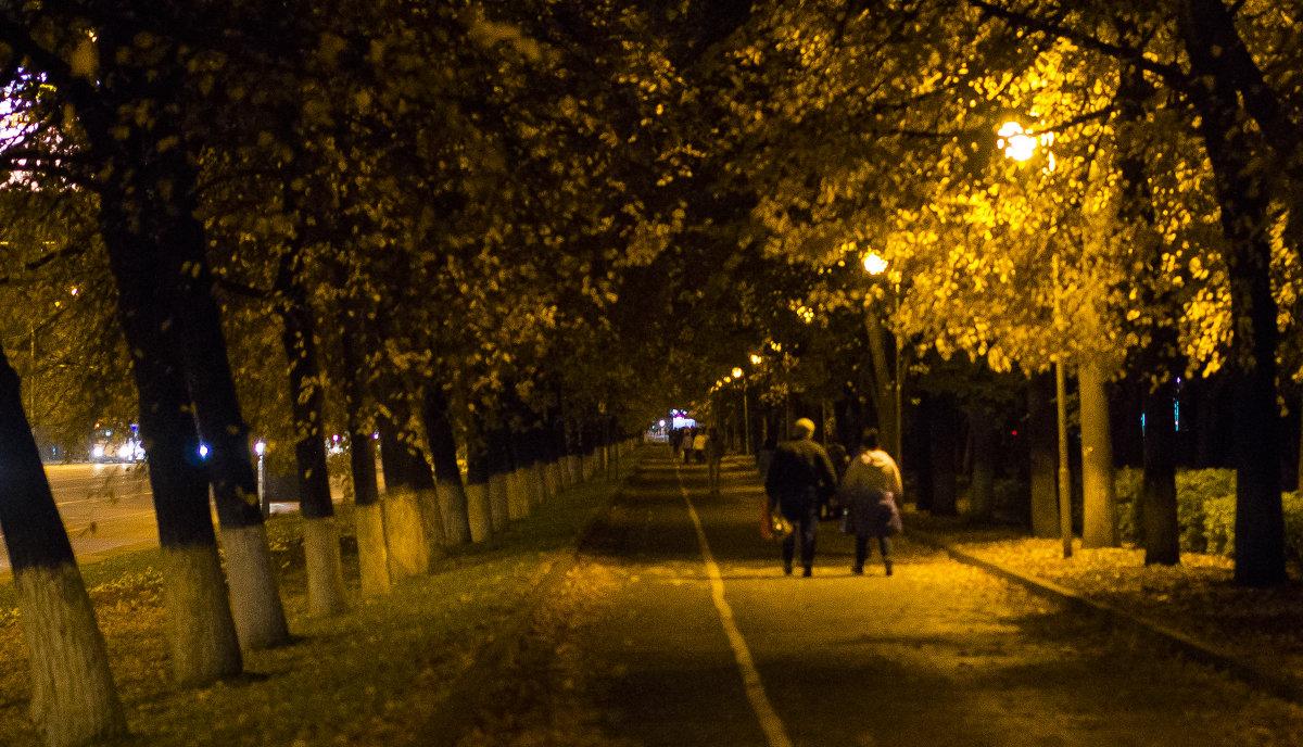 Вечер в Уфе - Георгий Морозов