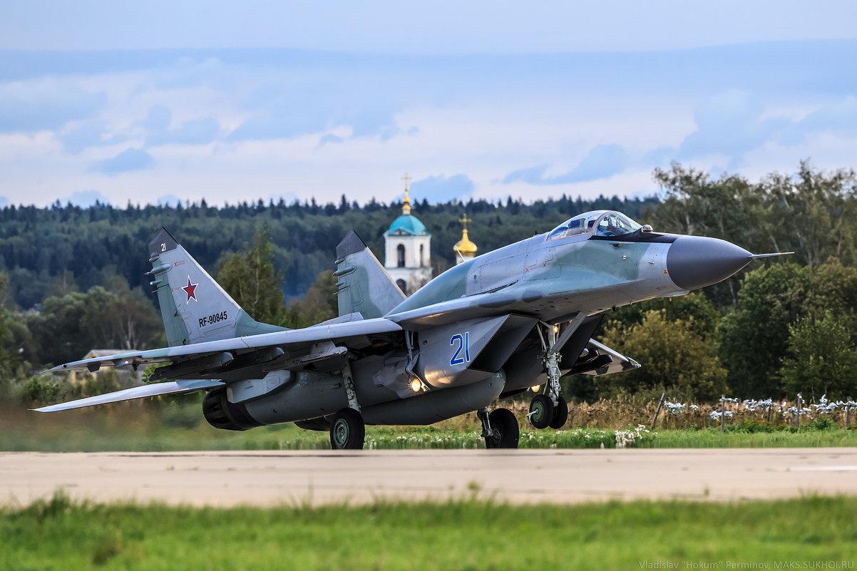МиГ-29СМТ - Владислав Перминов