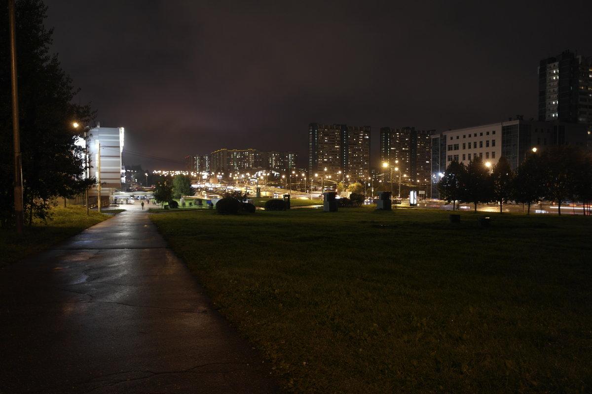 Город вдали - Sasha Berg