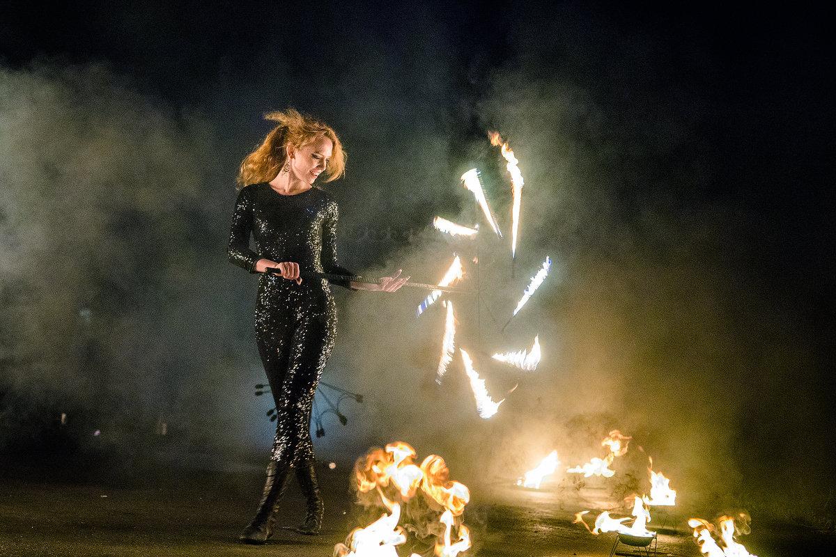 Шоу-группа Game Of Flame - Иван Ткаченко