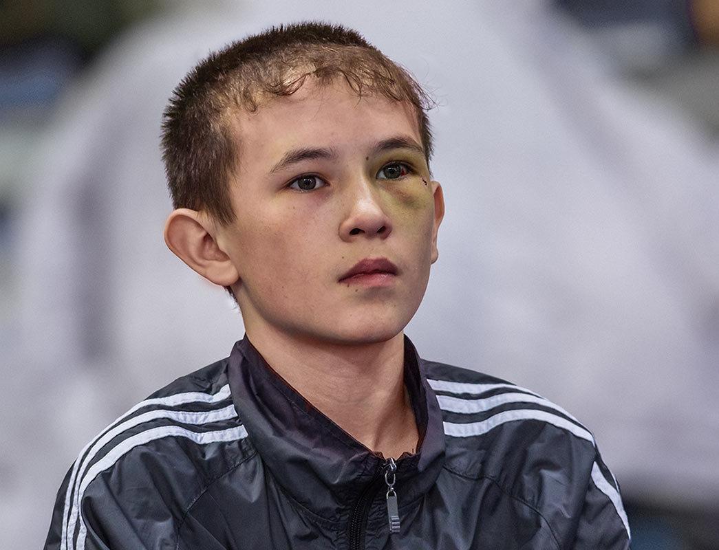 Кикбоксёр - Nn semonov_nn