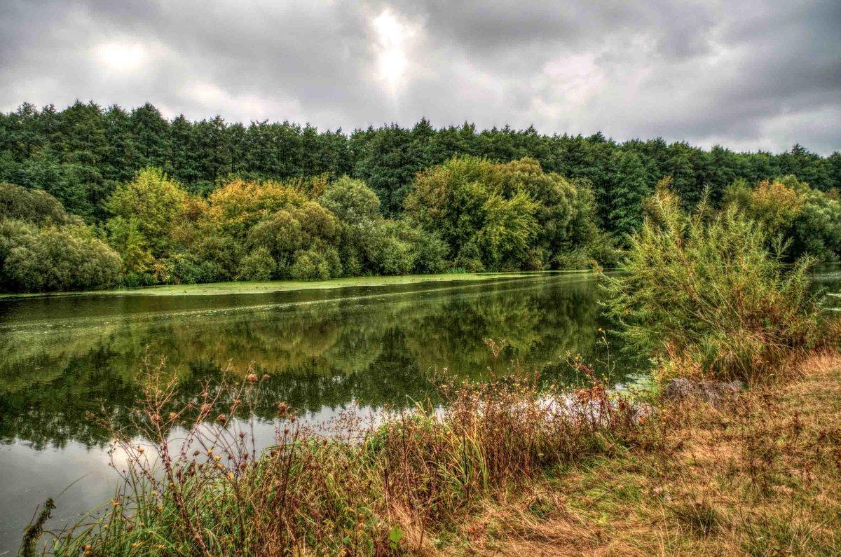 осень..река.. - юрий иванов