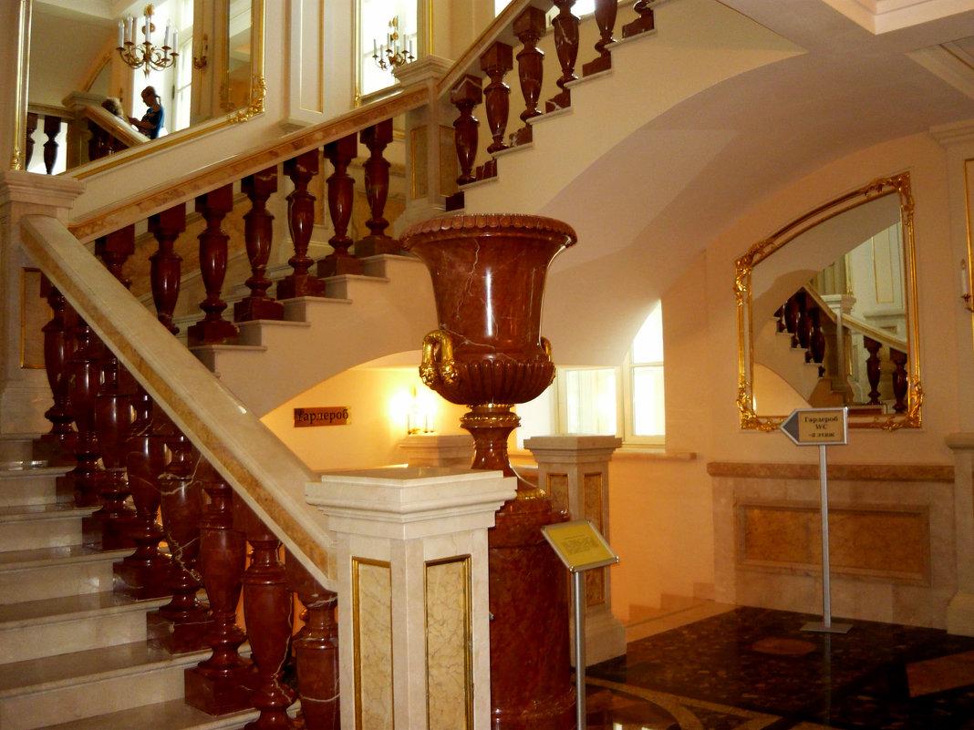Царицынский дворец - Надежда