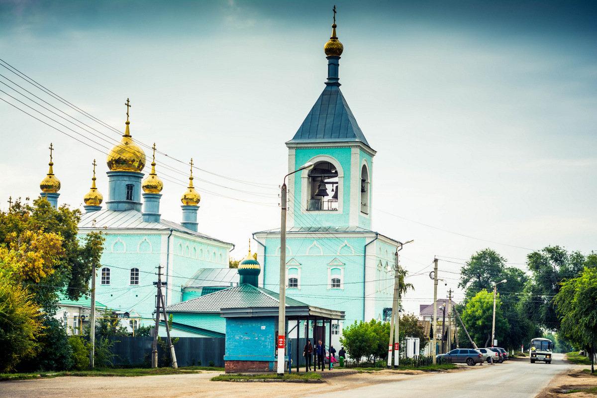 Уральск. Собор Архангела Михаила - Александр Облещенко