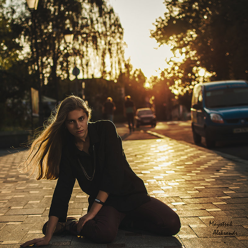 Ольга - Александр Майструк