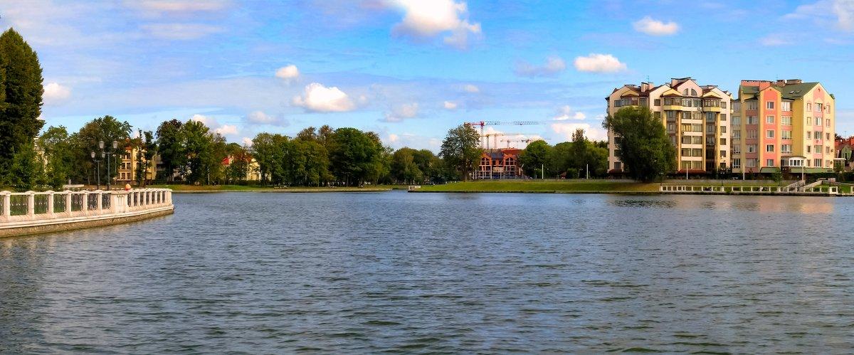 Панорама Верхнего озера - Сергей Карачин