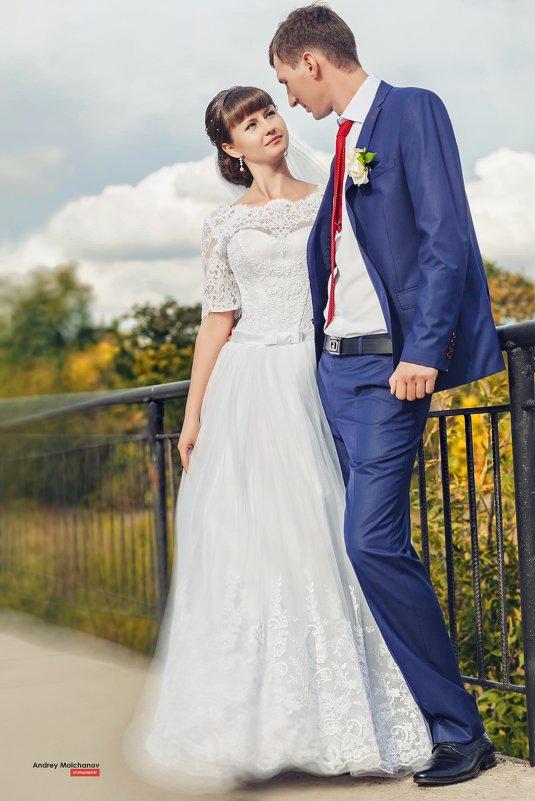 Свадьба Александры и Артема - Андрей Молчанов