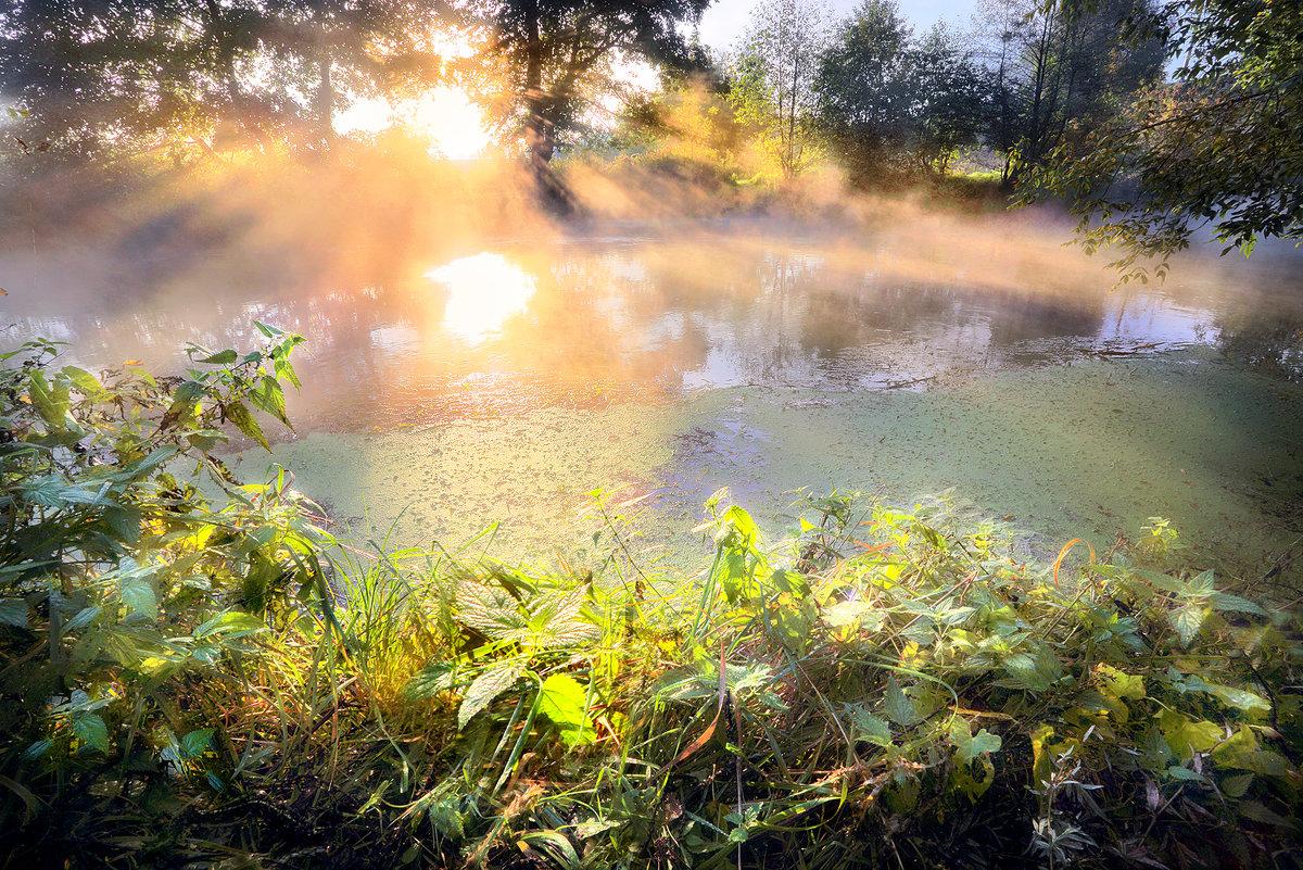 Воскресный рассвет сентября....2 - Андрей Войцехов