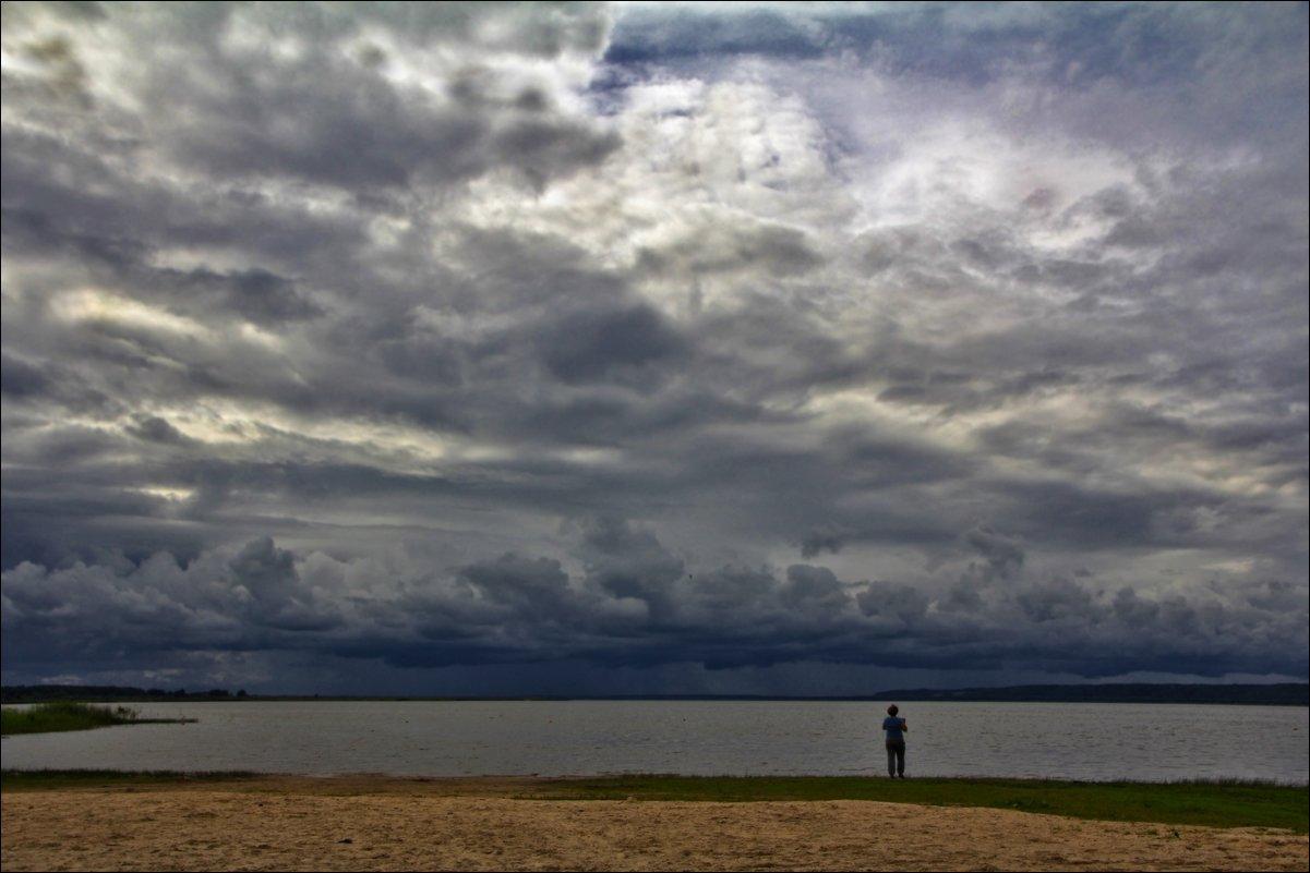 на Галичском озере - Дмитрий Анцыферов