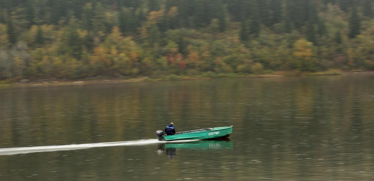 На реке - Дмитрий Арсеньев