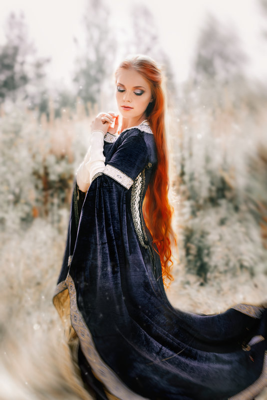 В лучах солнца - Irina Voinkova