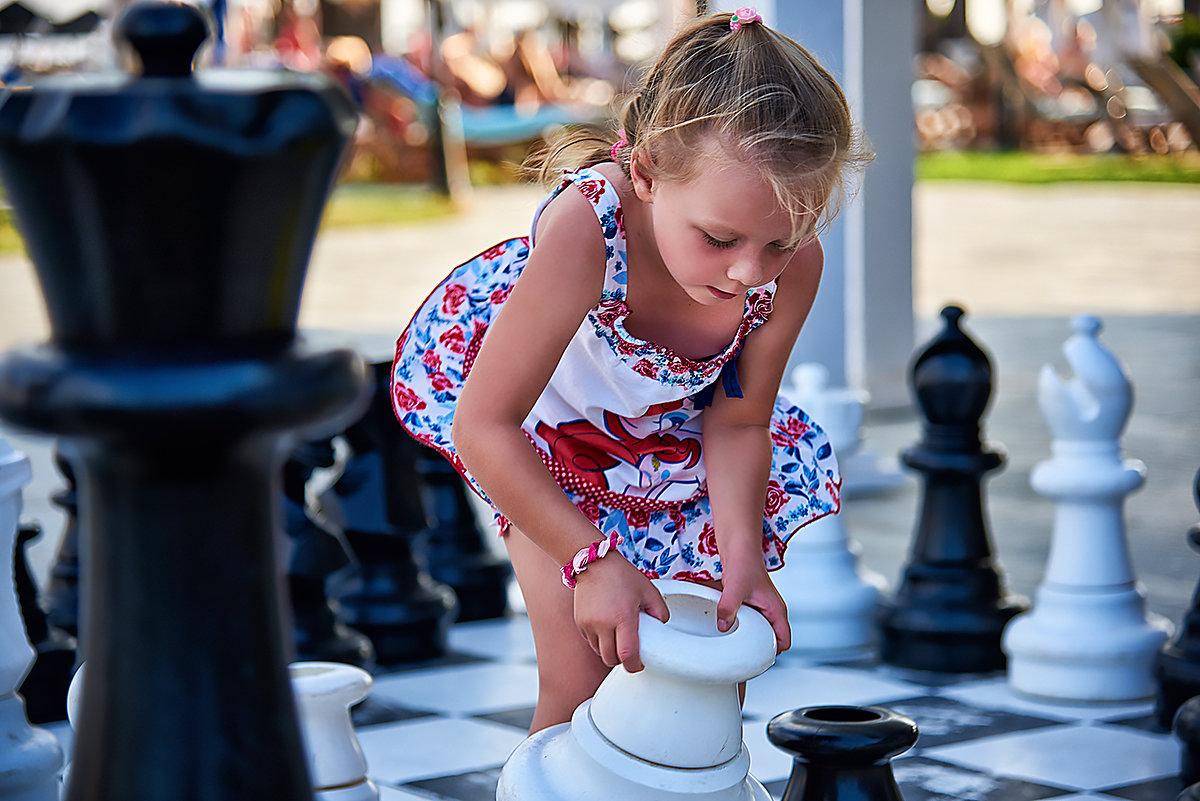 Шахматная композиция - Татьяна Сафронова