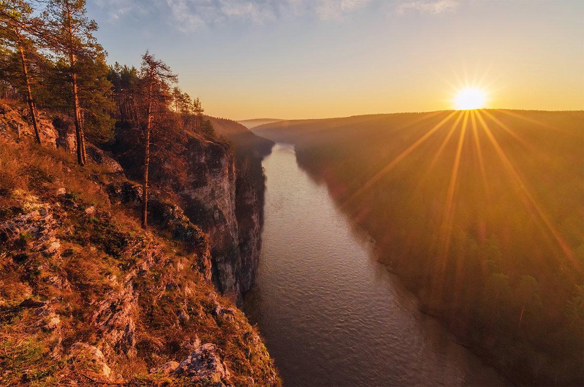 Река Ай - Альберт Беляев