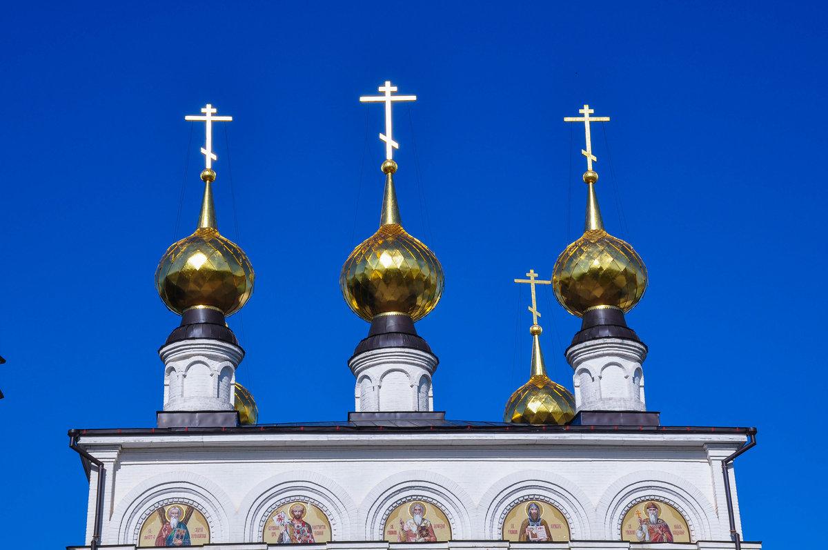 Храм в Малом Китиже - Сергей Тагиров