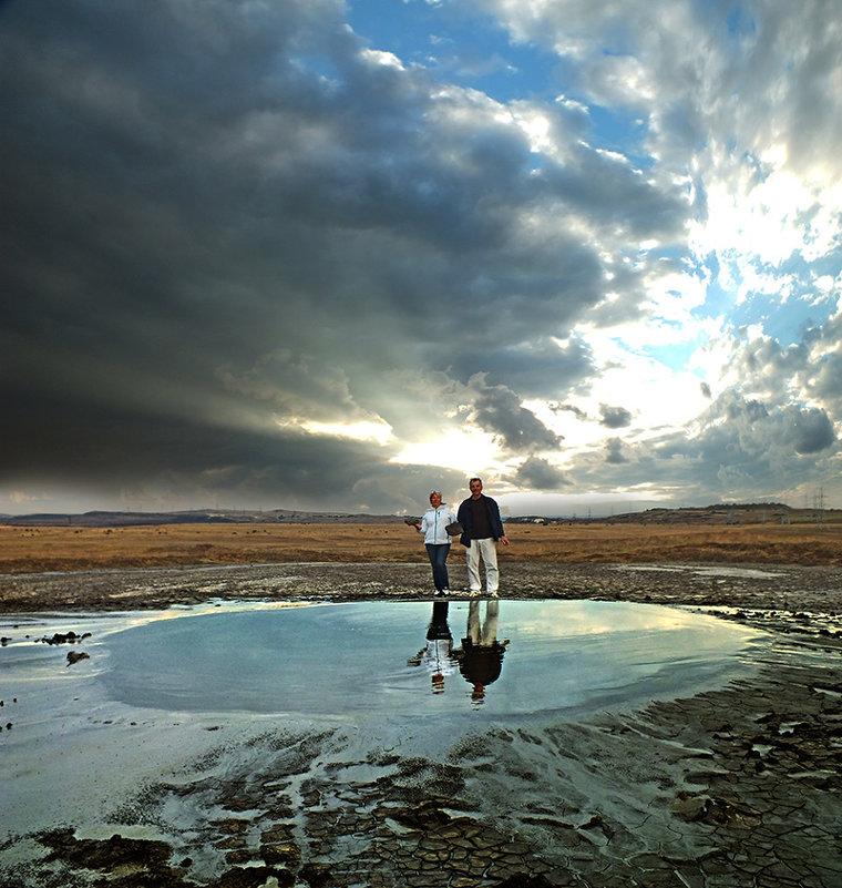 Крым, грязевой вулкан - viton