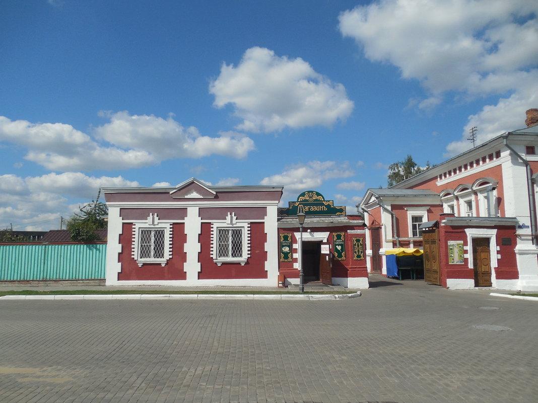 Домик в Коломне - Мила