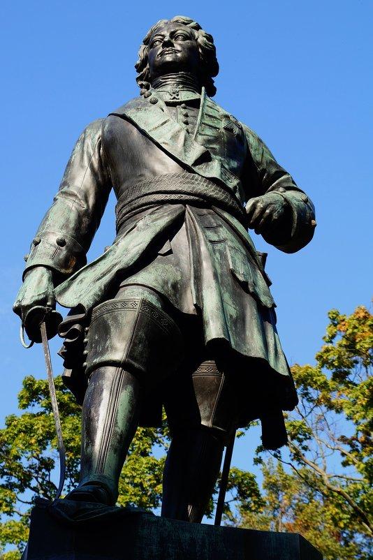 Памятник Петру - Ирина Шурлапова