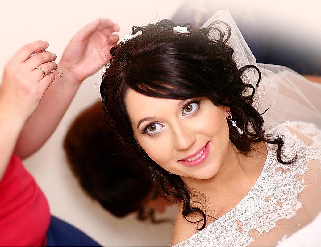 волнующие сборы невесты - Алёна