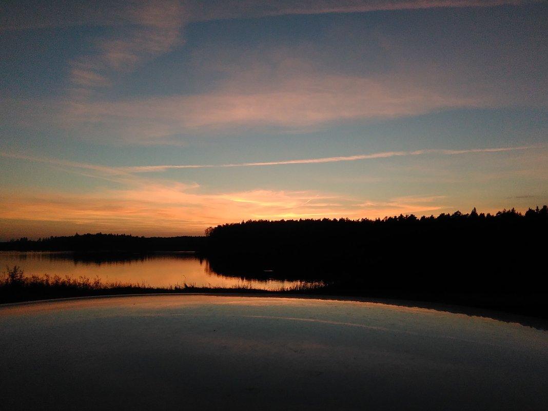 На закате уходящего дня - Mariya laimite