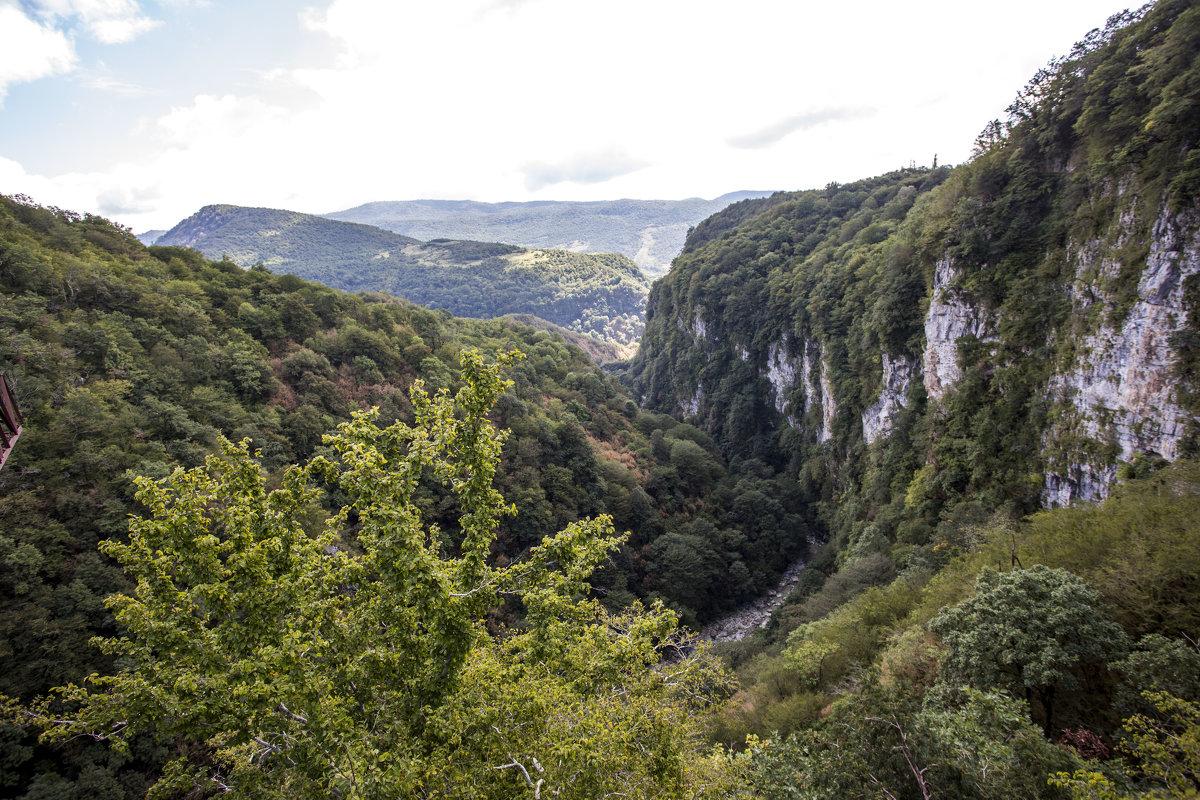 каньон Окаце, Грузия, Кутаиси - Лариса Батурова