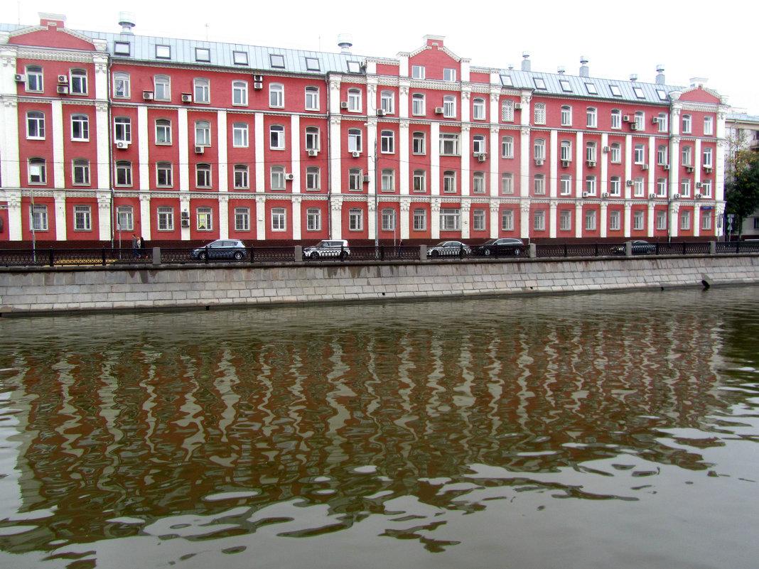 осенняя Москва - tgtyjdrf