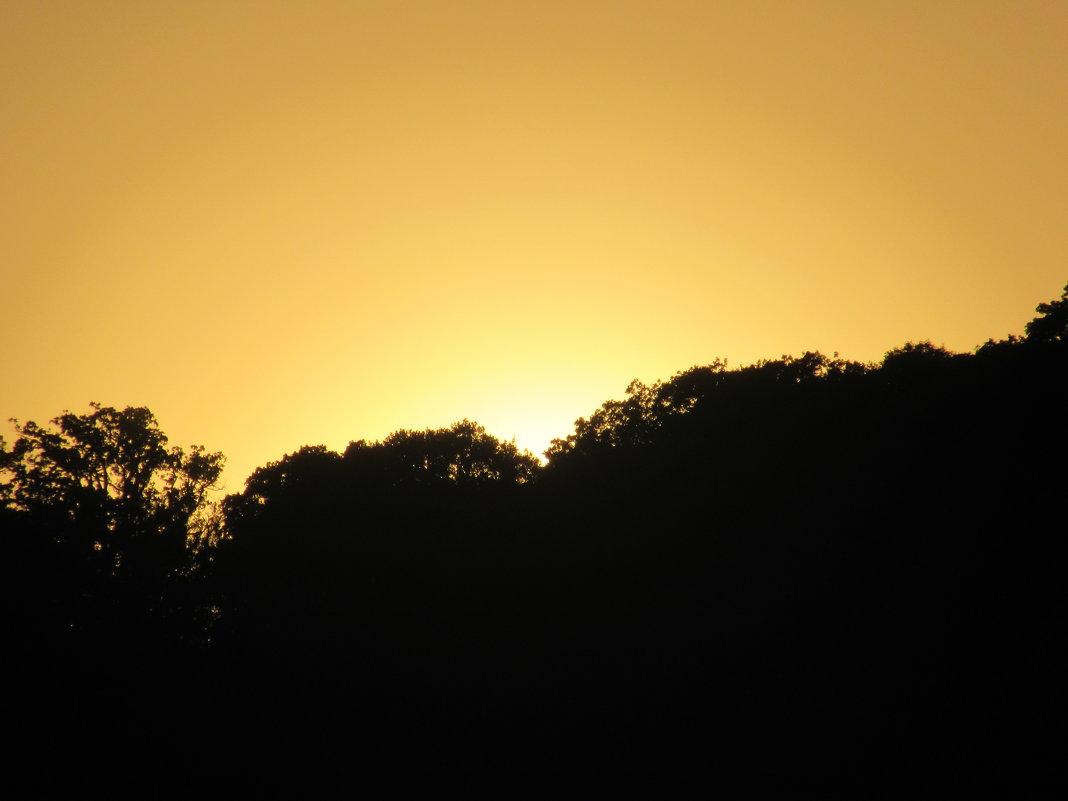 Солнце скрылось за гороою... - Вячеслав Медведев