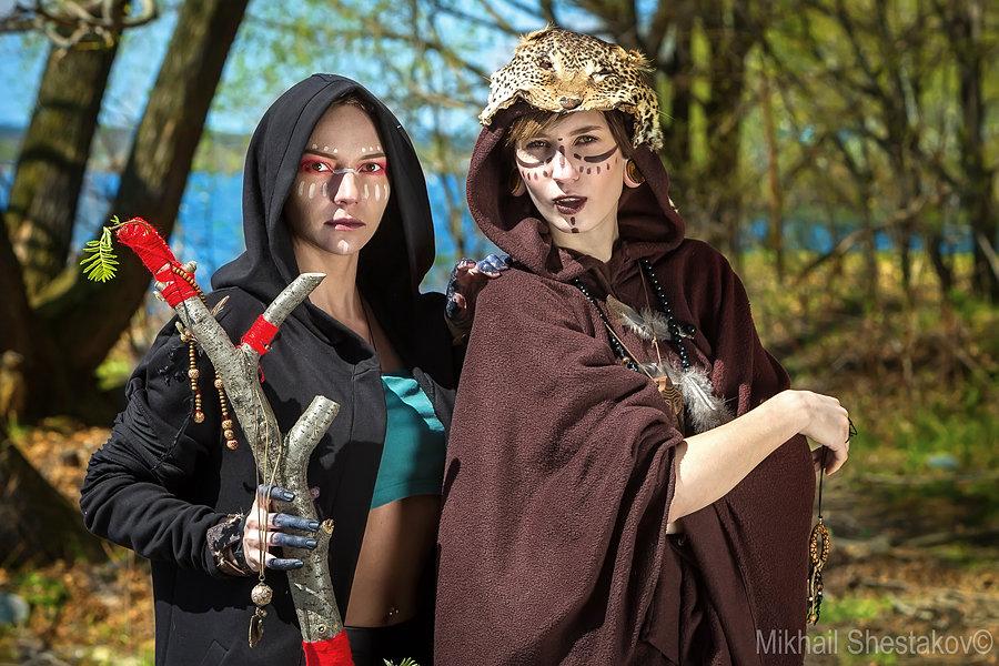 Ведьмы - михаил шестаков