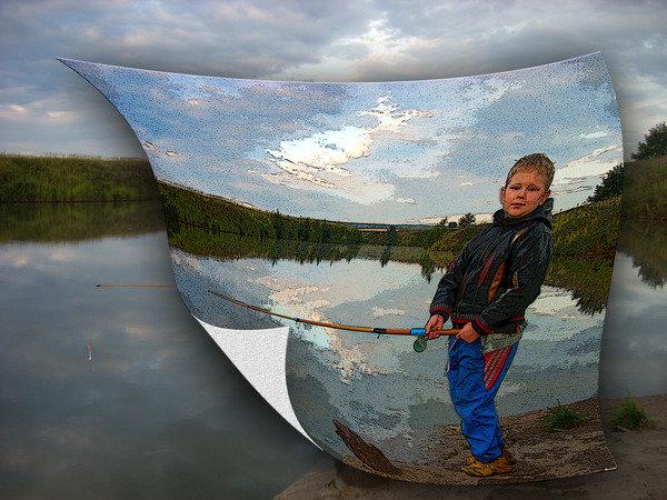 Рыбак - Андрей Щетинин