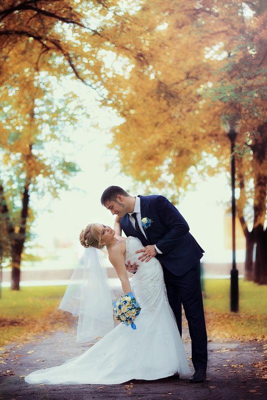 Осенняя свадьба в Самаре - марина алексеева