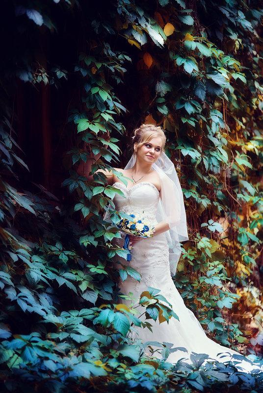 Невеста - марина алексеева