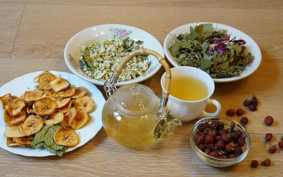 Цветочный чай - IURII