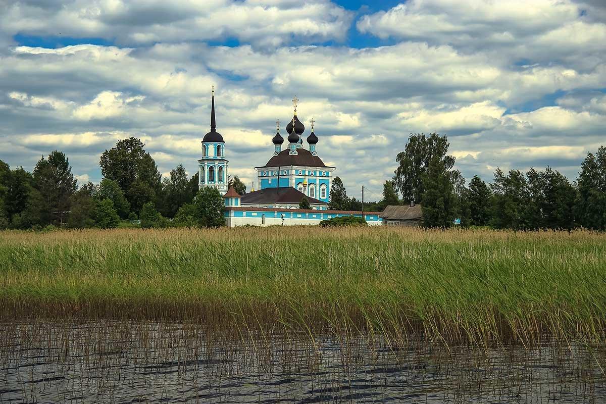 Введенская церковь - Глеб Баринов