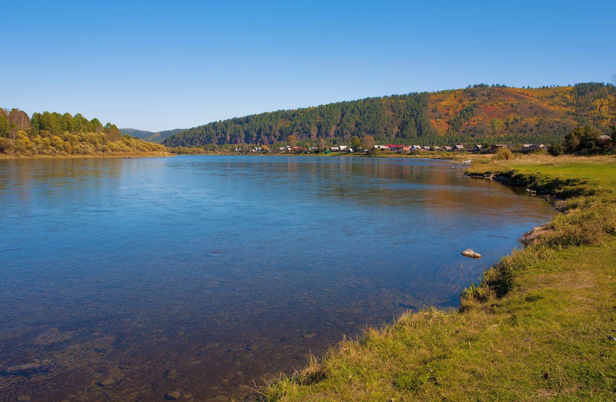 Село на берегу - Анатолий Иргл